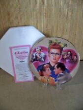 """(K) I Love Lucy """"LA AT LAST"""" w/ COA   Collector Plate NEW"""