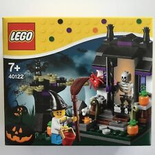 Lego 40122 Halloween tímidos o travesura truco o trato nuevo y en su embalaje original