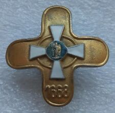 Sign the 9th Hussar Regiment Kiev Russian Imperial WW1 badge