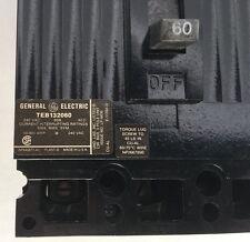 NEW GE Circuit Breaker TEB132060WL