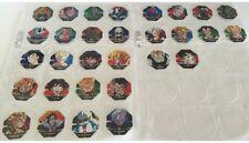 Dragonball Z Tazo Set Disc Dizk' 1-30 Series 2 Original Set Octagonal DBZ