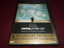 Saving Private Ryan *Free Shipping* (1999 Special Limited Edition, Dvd)