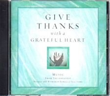 Give Thanks With A Grateful Heart - MUSIC CD