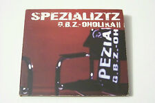 SPEZIALIZTZ - G.B.Z.-OHOLIKA II CD 2000 (Dean Dawson Harris Afrob) DIGIPACK