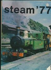 Steam77 - ARPS Handbook & Steam Guide  Railway Preservation  in British Isles