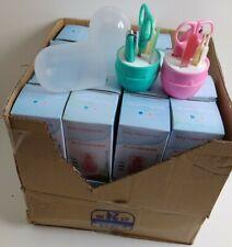 30 Sets: Baby Infant Nail Clipper Manicure Sets, Wholesale Bulk Lot