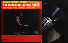 Jimmy Smith-Organ Grinder Swing-Verve 8628-MONO KENNY BURRELL
