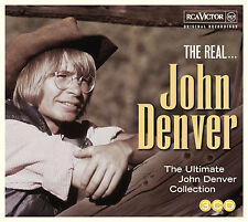 John Denver REAL Best Of Ultimate Collection 53 ORIGINAL RECORDINGS New 3 CD
