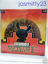 Kidrobot Dunny Azteca Series 2 Sealed Case - 25 Blind Boxes