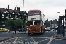 Greater Manchester PTE PD2 trainer 3270 Bus Photo B