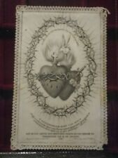 Immages Pieuses Holly card Canivet Bouasse-Lebel et Massin 3425