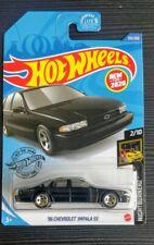2020 Hot Wheels Nightburnerz 2/10: '96 Chevrolet Impala SS #232