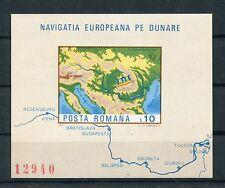 Rumänien Block 147 postfrisch ............................................1/2334