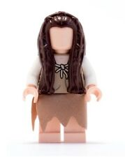 Lego Star Wars Long Hair Brown from Princes Leia Endor Ewok Village 10236 NEW