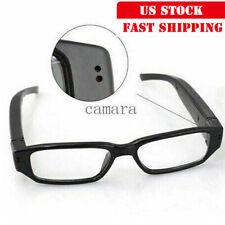 ✅ Mini HD 1080P Camera Glasses Hidden Eyeglass DVR Video Recorder NVR Record US#