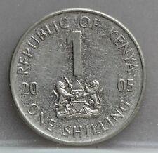 Kenia Kenya - 1 Shilling 2005 - KM# 34