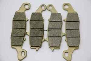 MC Front Rear Brake Pads For Kawasaki VN1500 E N Vulcan Classic/ VN 1500 Drifter