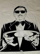 Vintage Mr. Eddie Gabriel of Pat O'Brien's New Orleans Tshirt RARE OOAK XL