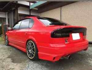 Subaru Legacy BE5 BURN Up