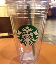 Starbucks Cold Cup Plastic Tumbler - 16oz - New