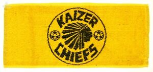 Bar Towel - Kaizer Chiefs