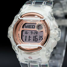 BG-169G-7B New Model Digital Casio Baby-G Watches Lady Resin Band Full Packy