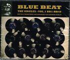 CD : VARIOUS-blue beat, the singles volume 1 (4 CD set) (new & sealed)