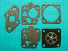 Teikei Replacement TK1 Gasket and Diaphragm Kit Fits Kawasaki Poulan Shindawa ++