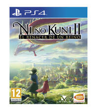 Ni no Kuni 2 Revenant Kingdom PS4 (SP)