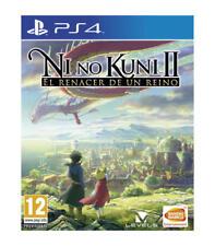 Ni no Kuni 2 Revenant Kingdom PS4 (SP)