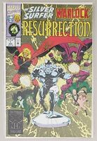 THE SILVER SURFER WARLOCK RESURRECTION ISSUE 1 MARVEL COMICS 1993