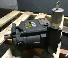 Parker Axial Piston Pump PV023R1K1S1NPHL - vg max:  23 cm3/u, 350 Bar (5000 PSI)