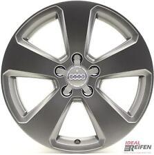 4 Original Audi A3 S3 8V 17 Zoll Alufelgen Felgen 8V0601025 7,5x17 ET51 TM