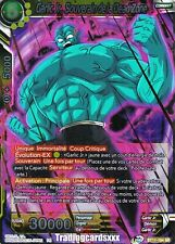 Dragon Ball Super - Garlic Jr., Souverain de la Dead Zone : SR BT11-104