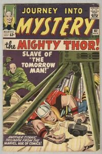 Journey into Mystery #102 March 1964 VG+ 1st Hela, Balder, and Sif