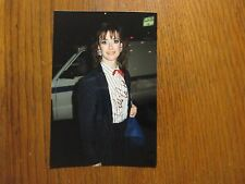 """PATTI  COHENOUR (""""The  Light  in  the  Piazza"""") Signed 4 X 6 Glossy Color  Photo"""