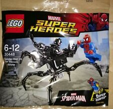 Lego 30448 - Super Heroes - Spiderman vs. Venom Symbiote Polybag / Promo