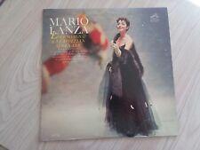 Mario Lanza Love Songs & A Neapolitan Serenade Red Seal LM-1188