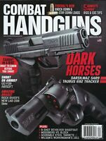 Athlons Combat Handguns  Dark Horses March 2021