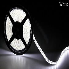 5m 24V LED Stripe SMD 5050 6500K Kalt Weiss White IP65 300leds Streifen Band 72W