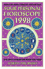 Your Personal Horoscope for 1998: Month-by-month Forecast for Every Sign, Joseph