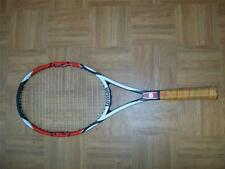 Wilson K Factor Six-One Tour 90 head Roger Federer 4 5/8 grip EXC Tennis Racquet