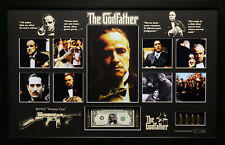 THE GODFATHER MOVIE MEMORABILIA SIGNED FRAMED LIMITED EDITION GOD FATHER POSTER