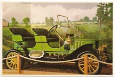 Continental Postcard 1909 Stanley Runabout, Antique Car, Silver Springs, Florida