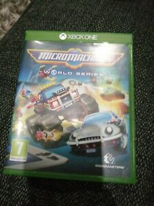 Micro Machines World Series Xbox One Racing Game