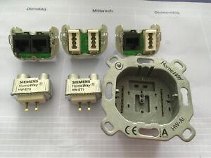 Siemens Homeway Module div. Zubehör