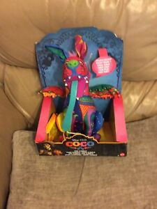 See Description Faulty Disney Pixar Coco Plush Dog Alebreje Freepost