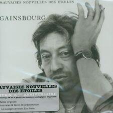 Mauvaises Nouvelles Des Etoile - Serge Gainsbourg (2002, CD NEUF)