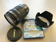 Canon EF-S 18-135mm F/3.5-5.6 IS STM Lens. Excellent condition!