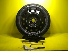 SPARE TIRE 17 INCH  WITH JACK ASSEMBLY FITS: 2015 2016 2017 2018 ACURA TLX
